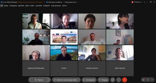 Internet Web Solutions se unió a la segunda Reunión Transnacional del Proyecto ESSENCE