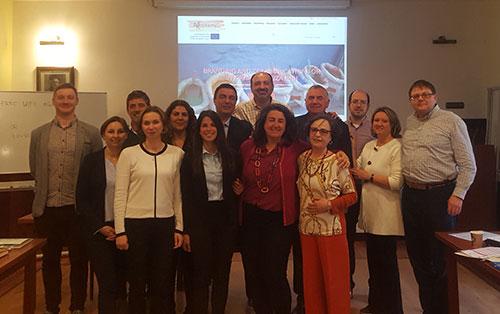 Segundo meeting del proyecto ARTcademy en Cracovia