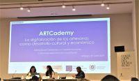 ARTCademy en la Conferencia Internacional sobre Economía Creativa, Desarrollo Cultural y Equidad Social