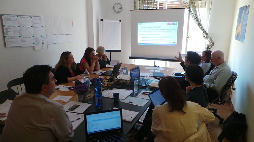Segundo meeting AXESS, Pescara
