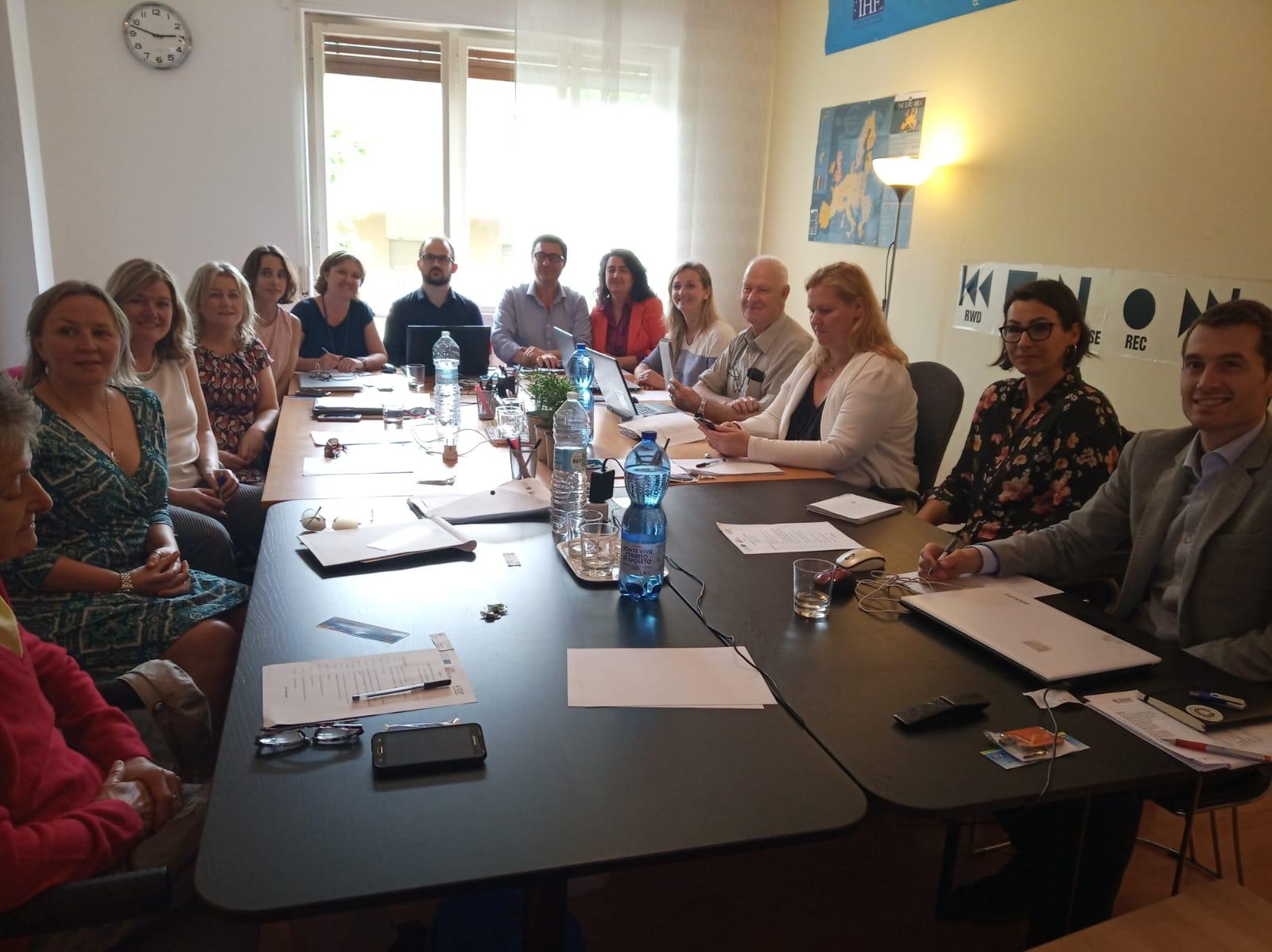 2º Meeting DELSA en Pescara