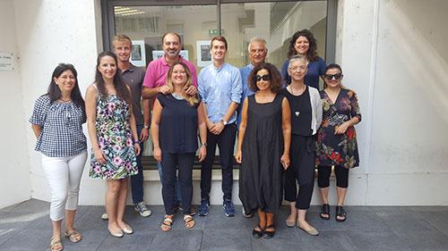 Tercer meeting ENSEMBLE, Bastia