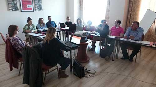 2ª Reunión del proyecto OER-CRAFT