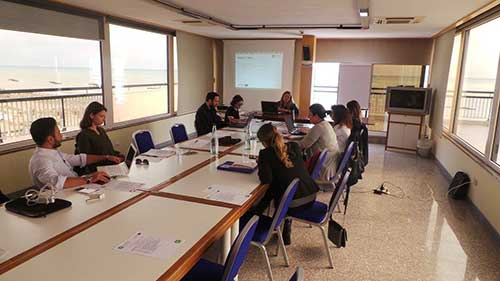 2º Meeting del proyecto SEED