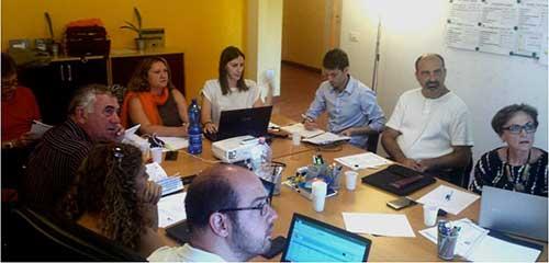 Último encuentro CRAFT en Pescara