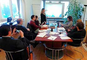 Kick-off meeting del proyecto SEED