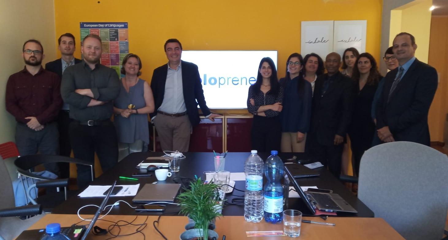 2º Meeting SOLOPRENEUR en Pescara