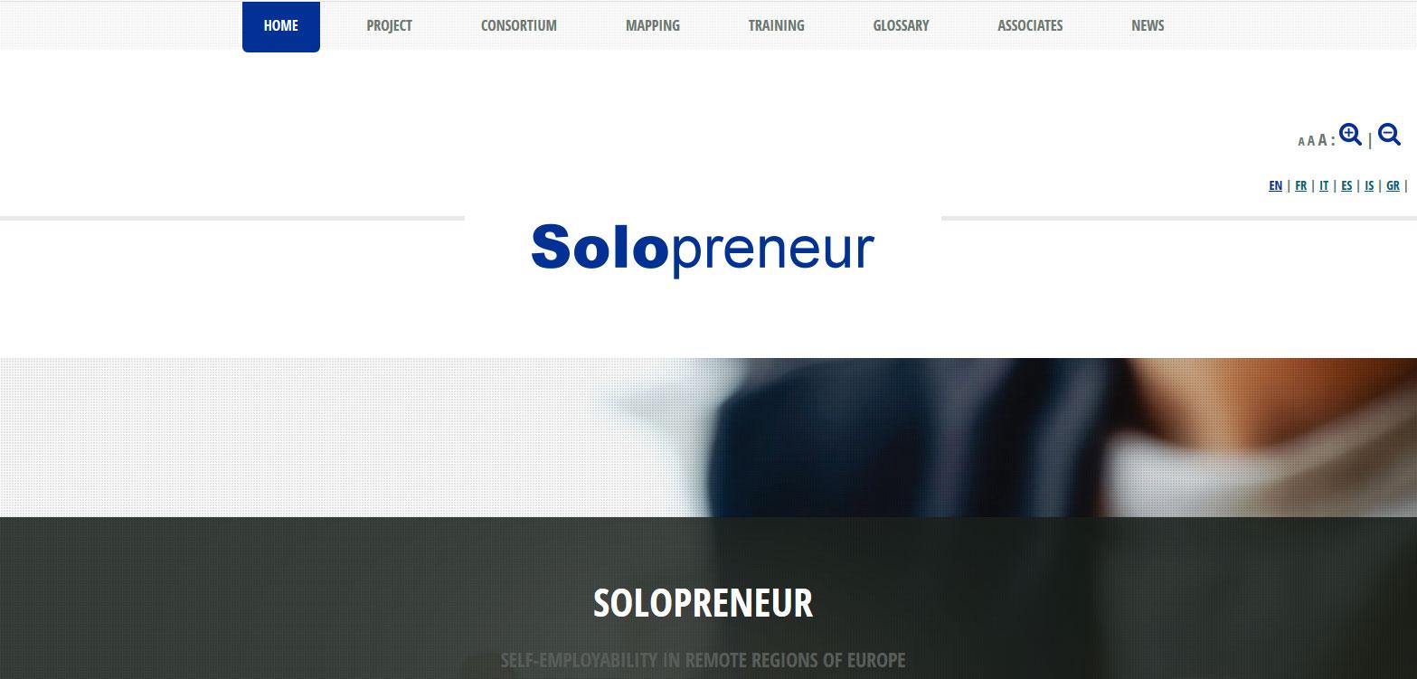 Internet Web Solutions ha participado en el meeting online del Proyecto SOLOPRENEUR