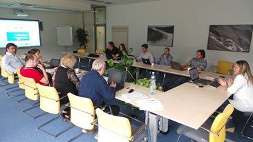 2º Meeting del proyecto SUPER