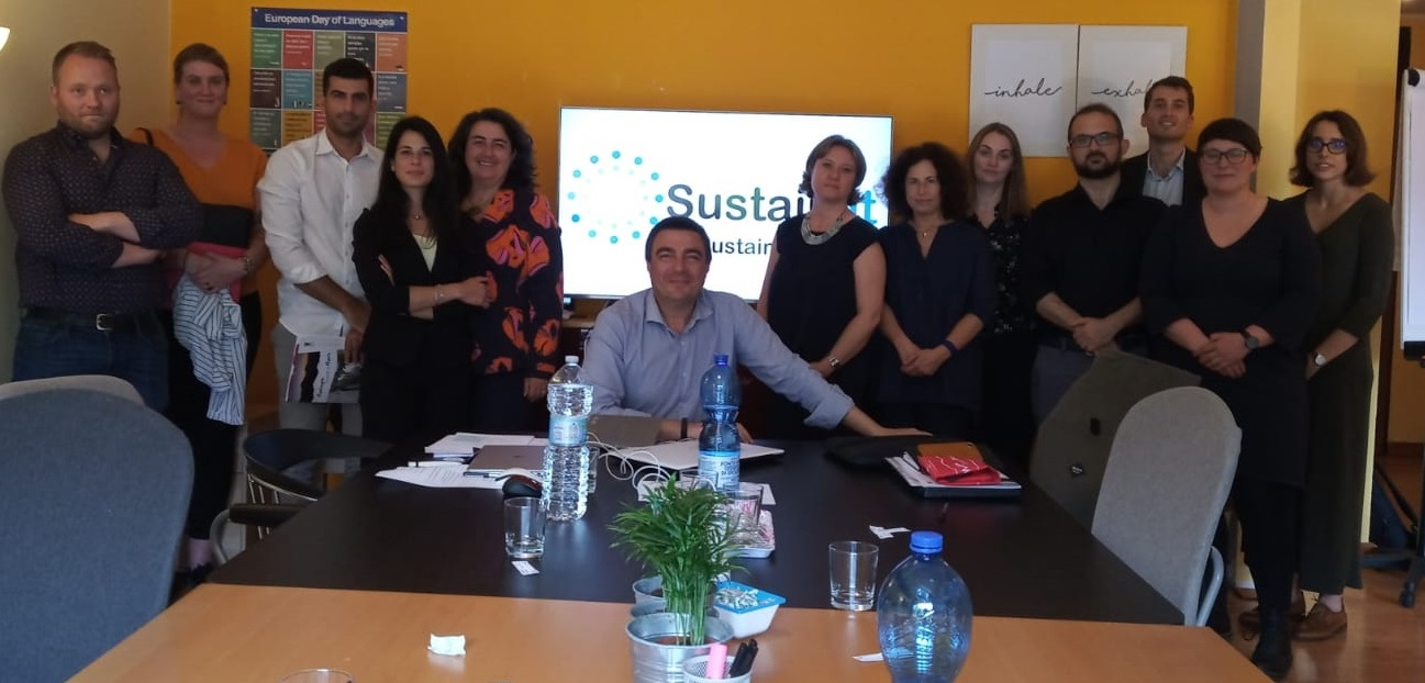 2º Meeting SUSTAIN IT en Pescara