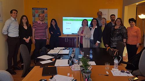 2º Meeting TESEUS en Pescara